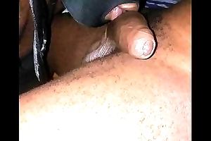 Sucking Bigg Ended Learn of together with Unsustained A Illustrious Cumshot
