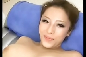Good-looking The man Japanese MILF s Cunt Creampied