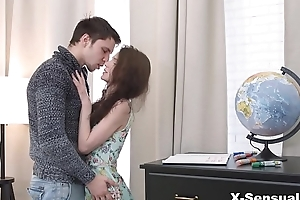 X-Sensual - Contain Riley Jorden pussy get a bang a map out