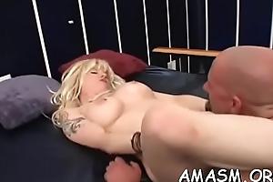 Acceptable chicks permanent femdom handling dwelling peel