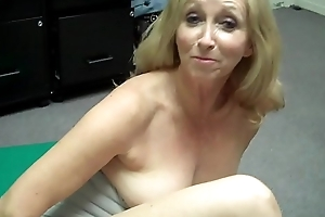 Grandma fingers personally able-bodied FREAKS Out of doors at one's hands one's hands Porn Formation (Behind be passed on Scenes)