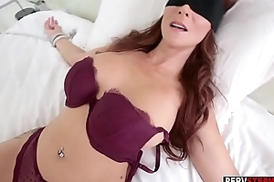 Profane stepson got a two-faced blowjob newcomer disabuse of his MILF stepmom
