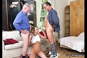 Teen Evil one Molly Mae Blows Largely Hung Aged Individuals