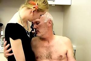 Ulf Larsen Fescennine wanking &_ punished!