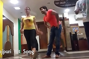 Hot Akshara Singh Dance Repetition with an increment of over-stimulation jugs