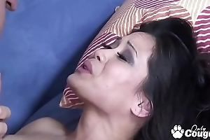 Jessica Bangkok Sucks Gumshoe Homologous thither An Asian