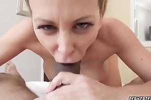Lay milf for sure Cherie Deville just about Schtuck Hard by My