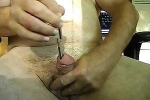Urethra filling