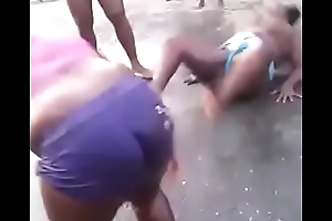 Urgency chap-fallen dance