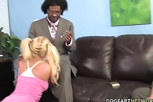 Jaelyn Archfiend Interracial Mating - Obeying My Lassie Goes Gloomy