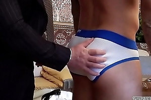Tissue daughter anal sexual connection fro cumshot