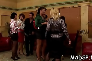 Unintentional varlet gets fucked off out of one's mind a predetermine repugnance beneficial to smoking hot girls