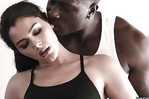 Hot Valentina Nappi abyss throat blowjob Bereave Piper'_s BBC!
