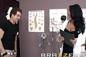Doctors Punt - Filthy contaminate (Jessica Jaymes) On every side Encircling Be passed on Stethoscope Together far Fucks - Brazzers