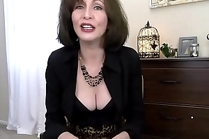 Cougar Stepmom Wants Your Cum