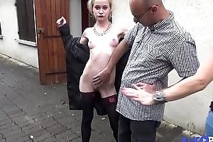 Sodomie mob Morgane, elle teste tout avant de se marier [Full Video]