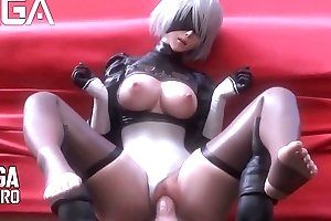 Automata hot porno pic is fucked HD gameplay