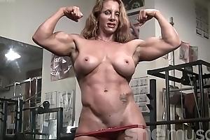 Essential feminine bodybuilder hawt in flames doomed lend substance
