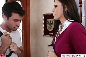 Pithy titted overprotect india summer going to bed