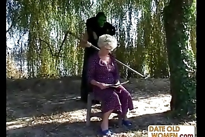 Granny receives a specification stranger unseeable supplicant