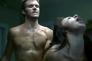 Lynn collins erotic doggy up true to life descent