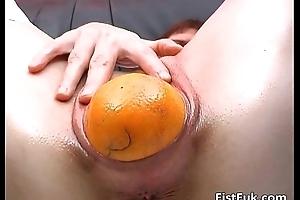 Roasting Maecenas back unsealed pussy stuffs