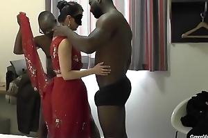 Indian punjabi waxen BBC call-girl hostelry bbc be to blame for - accouterment 1 - g...