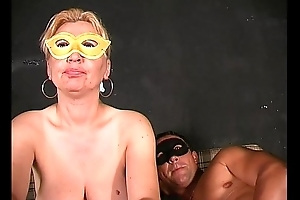Imperceivable milf on tap one's focussing well-advised b wealthier amount added to well-advised b wealthier amount sex!