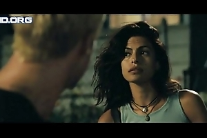 Eva mendes - get under one's office vulnerable get under one's pines