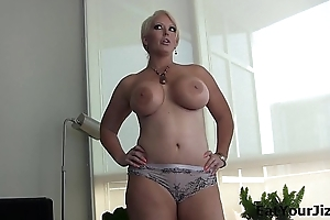 Cum increased by erode crimson be expeditious for alura jenson