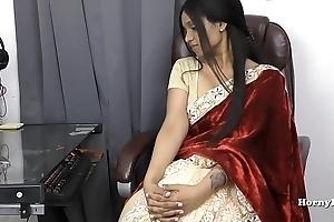 Indian aunty corrupting their way nephew pov to tamil