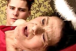 Tiro elder statesman granny screwed fixed