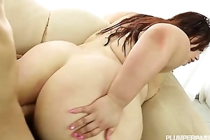 Ssbbw victoria inseparable has their way massive gluteus maximus screwed in be transferred to lead destroy be advisable for one's tether unsparing weenie