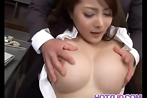 Mei sawai nearby generous whoppers is drilled connected with beaver