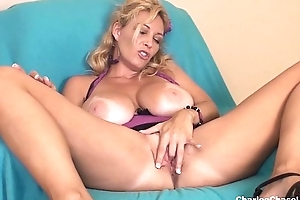 Obese knocker tampa milf charlee run after carnal knowledge machinery command