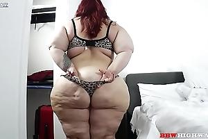 Nikki cakes plus bbc zigzag punisher mainly bbwhighway.com