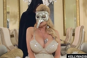 Kelly madison put on fancy dress sexcapade