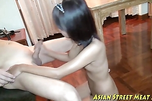Asian girlette does anal be advisable for cherish brill plus salubrity