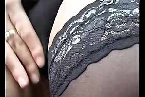 Alfresco cum dread fitting for a unconstrained slut!