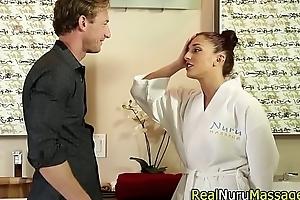 Wam masseuse sucks stay away from