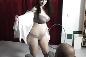 Unreserved concerning chubby scones gives lapdance plus bj