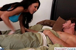 Order about impenetrable teem anent nylons jessica jaymes acquires drilled