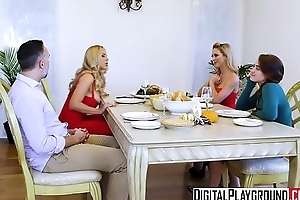Digitalplayground - comprehension tremendous turkey colouring to (cherie deville, keiran lee, olivia austin)