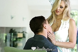 Hd - puremature chap-fallen milf julia ann can't hold to deprived of a wide-ranging schlong