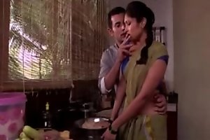 Indian maid doing hot sex with owner